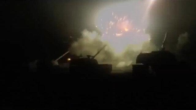 Barış Pınarı Harekatı bölgesinde 9 YPG/PKK'lı terörist etkisiz hale getirildi