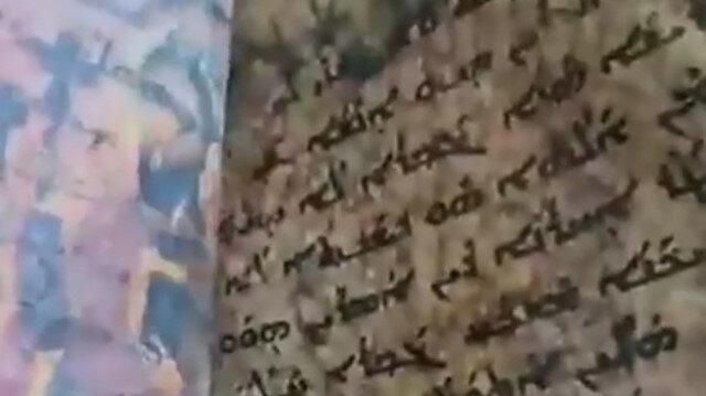 Gaziantep'te ceylan derisine işlenmiş bir milyon dolar değerinde İncil ele geçirdi