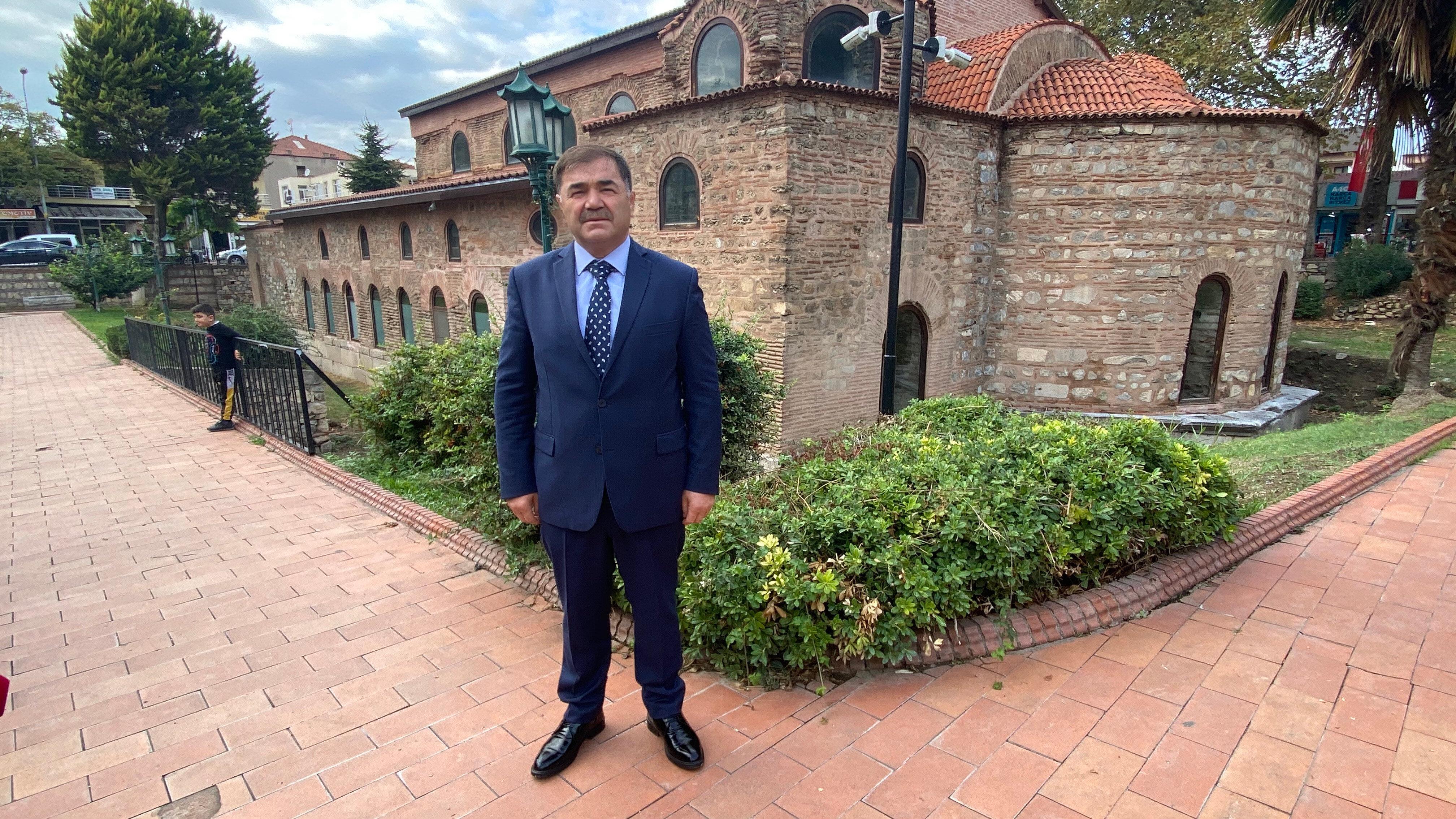 Türkiye Güreş Federasyonu Başkanı Musa Aydın