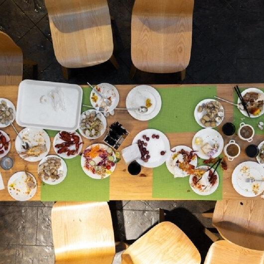 Masaya 6 müşteri oturdu: İşletmeye 3 bin 150 lira ceza