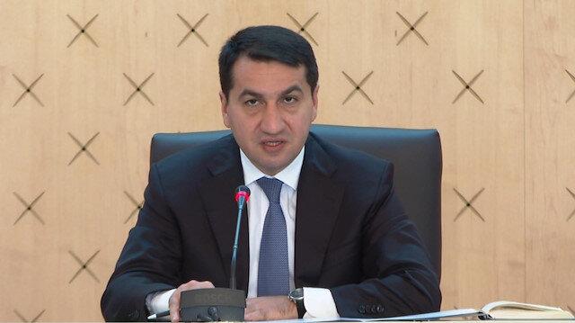Azerbaycan Cumhurbaşkanı Yardımcısı Haciyev: Alman Bild magazin basını