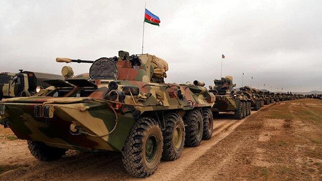 Azerbaycan ordusu 20 köy ve bir kasabayı daha Ermenistan işgalinden kurtardı