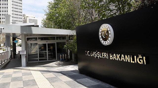 Türkiye'den Berlin'deki camiye yapılan polis baskınına sert kınama