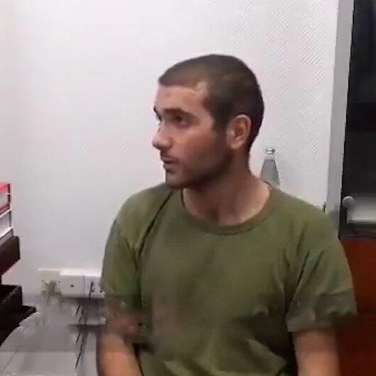 Yakalanan Ermeni askerden PKK itirafı: Bizim dilimizi bilmiyorlar, her ay 600 dolar ödeme yapılıyor