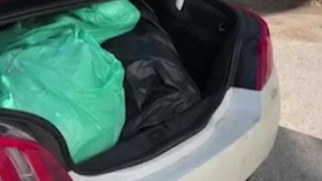 Ankara'da 31 kilo uyuşturucu ele geçirdi