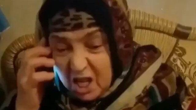 Azerbaycan askerine annesinden telefon: Korkma hiç sen bir tanesini bırakma