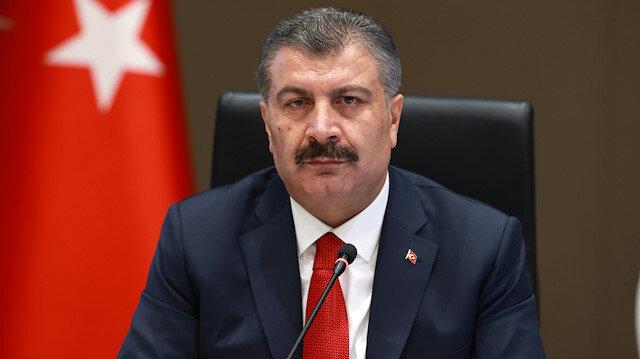 Sağlık Bakanı Fahrettin Koca: Salgın Anadolu'da ikinci zirvesinde