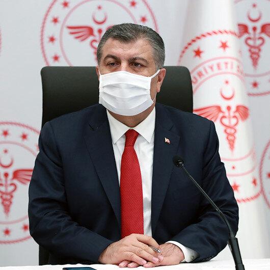 Sağlık Bakanı Koca: Salgın Anadoluda ikinci zirve döneminde