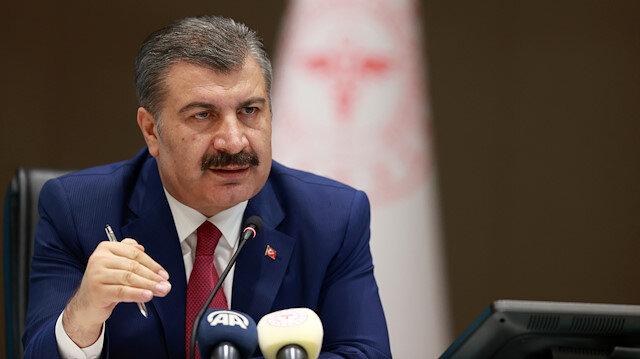 Sağlık Bakanı Koca: Aralıkta 5 milyon aşılama yapabiliriz
