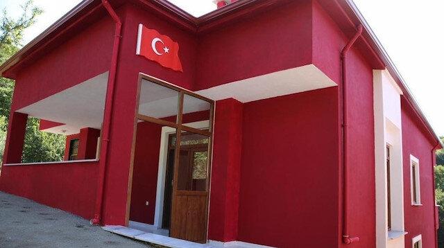 Hakkarili şehit ailesinin yüzünü bakanlık güldürdü: Evleri yeniden yapıldı