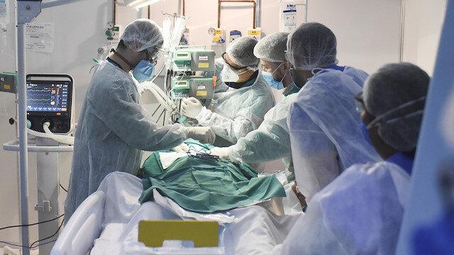 Dünya genelinde ağır bilanço: Yeni tip koronavirüs vaka sayısı 42 milyonu aştı