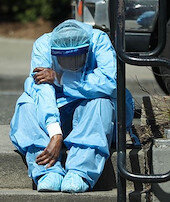 ABDde kritik uyarı:Ölü sayısı 500 bini bulabilir