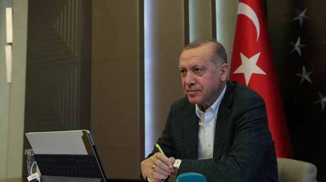 Cumhurbaşkanı Erdoğan: BM daha demokratik, insan odaklı yapıya kavuşmalı