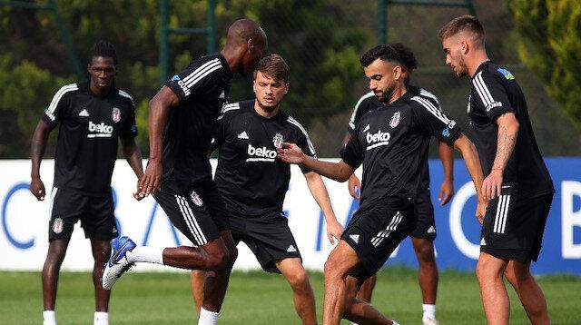 Beşiktaş'ın kadrosunda 4 eksik