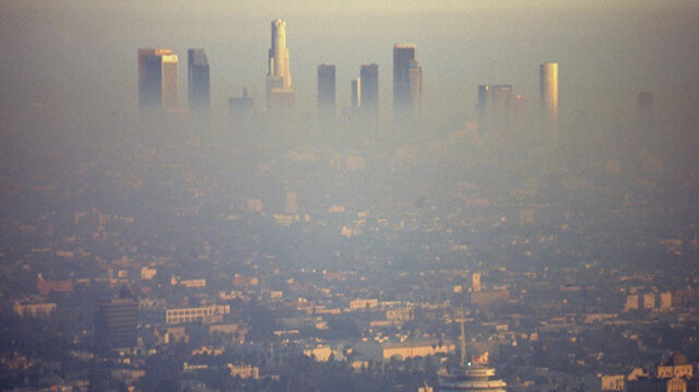 İstanbul'da hava kirliliği yüzde 12 arttı