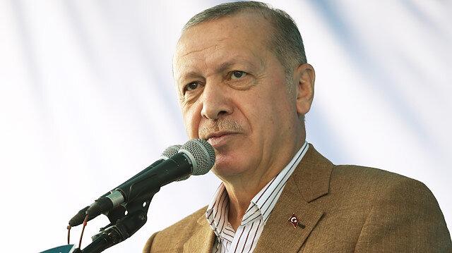 Cumhurbaşkanı Erdoğan'dan Wilders'ın küstah paylaşımına tepki: Ya bir defa haddini bil