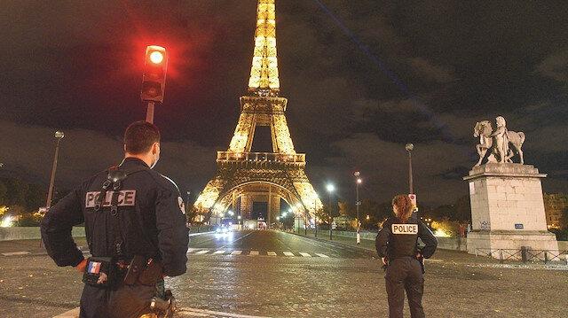 Fransa'da kırmızı alarm