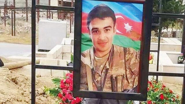 Azerbaycan'daşehitoldu