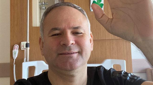 Kırklareli'de Kaynarca Belediye Başkanı Türker'in testi pozitif çıktı