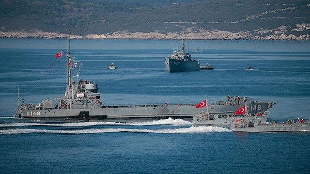 Yunanistan 29 Ekim'i, Türkiye ise 28 Ekim'i kapsayacak şekilde ilan ettiği NAVTEX'leri iptal etti