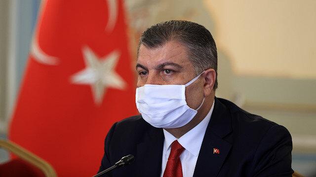Sağlık Bakanı Koca: Toplu taşımada ek seferler konulması konuşuldu