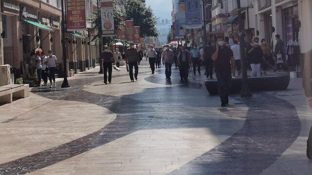 Ordu'da sıkı denetim: Kovid-19 tedbirlerine uymayan 24 kişiye para cezası kesildi
