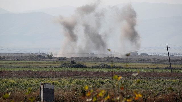 Ermenistan ordusu ateşkesi ihlal etti