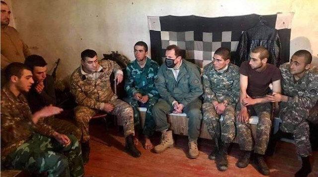 Ermenistan'ın kirli planını deşifre oldu: Askerlerine, Azerbaycan'a ait askeri üniforma giydirdiler