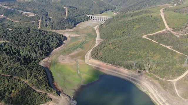 İstanbul'un barajlarında alarm: Su seviyesi yüzde 30,89'a indi