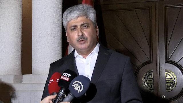 Hatay Valisi Rahmi Doğan: Bugün itibarıyla Amanoslar'da PKK terör örgütü imha edilmiştir