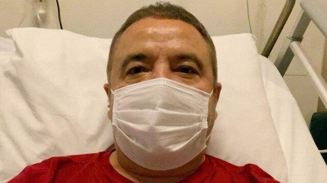 50 gündür yoğun bakımdaki Başkan Böcek'in durumu ciddiyetini koruyor