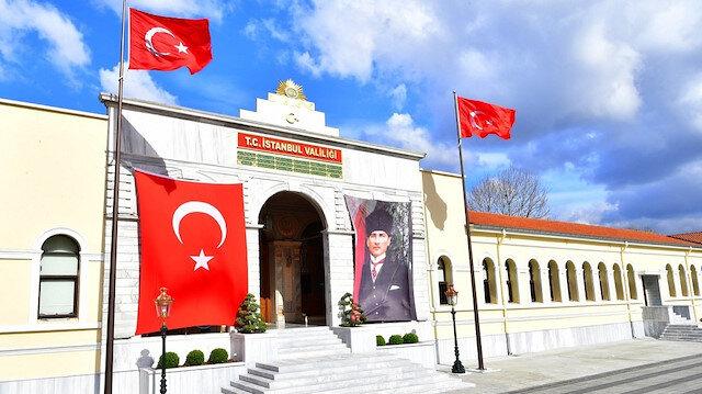 İstanbul Valiliği Kılıçdaroğlu'nun