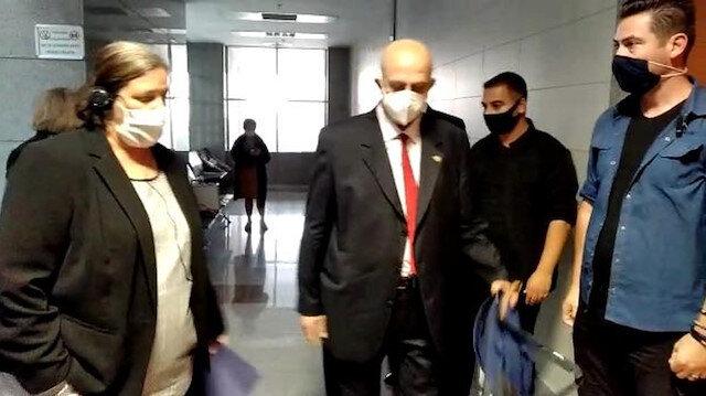 ABD'nin İstanbul Başkonsolosluğu görevlisi Nazmi Mete Cantürk'e 'FETÖ'ye yardım' suçundan hapis cezası