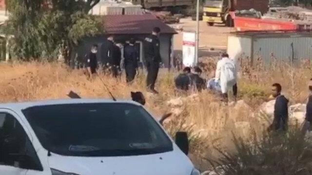 Üç gündür kayıptı: Boş arazide cesedi bulundu