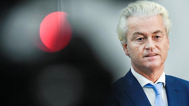 Cumhurbaşkanı Erdoğan'dan ırkçı Wilders hakkında suç duyurusu