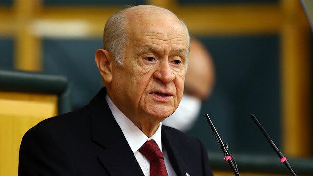 MHP Genel Başkanı Devlet Bahçeli: Denemek isteyen varsa buyursun, denesin