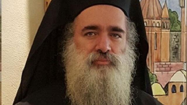 Doğu Kudüs'teki Ortodoks Başpiskoposu'ndan hakaretlere tepki: Müslümanlara hakaret etmek tüm dini sembollere hakaret etmek gibidir