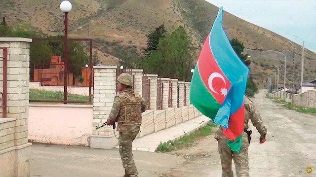 Azerbaycan'ın işgalden kurtardığı yerleşim yeri sayısı 183'e yükseldi