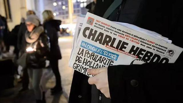 Charlie Hebdo'nun Cumhurbaşkanı Erdoğan'a yönelik hakaretine Türkiye'den sert tepki