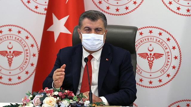 Bakan Koca İstanbulluları uyardı: Testi pozitif çıkanlar temaslılarını eksiksiz bildirsin