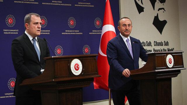Dışişleri Bakanı Çavuşoğlu'ndan kritik görüşme