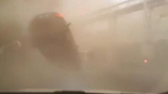 Hortuma kapılan araçta beli kırılmıştı: Kardeşi 'şoförü canını kurtardı' dedi