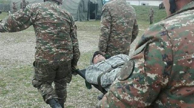 Azerbaycan çatışmalarda ölen 30 Ermenistan askerinin cesedini iade etti