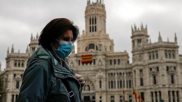 İspanya'da koronavirüs OHAL'İ uzatıldı