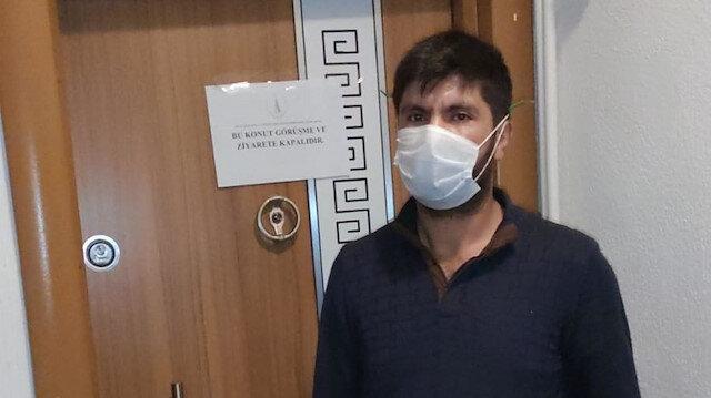 Koronavirüse karşı dikkat çeken karar: Kapılara uyarı yazısı asılmaya başlandı