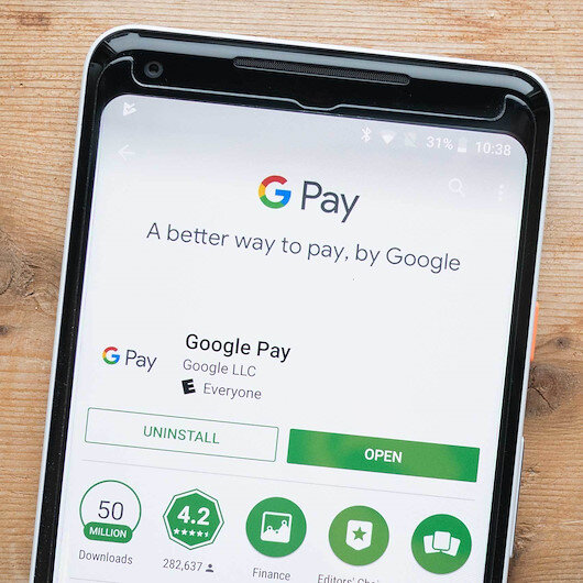 Google Pay, Play Store'a geri döndü