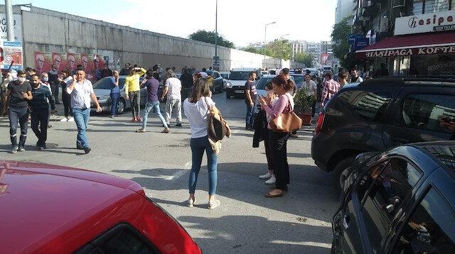 İzmir'de şiddetli deprem: İstanbul'da da hissedildi