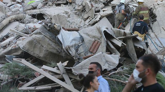 İzmir'de deprem: Artçı depremler 15 gün kadar sürebilir