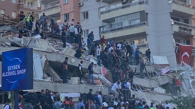 İzmir depreminin acı bilançosu: İlk belirlemelere göre 4 kişi hayatını kaybetti