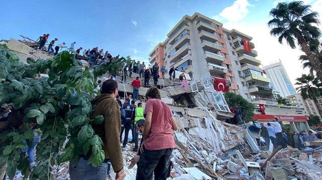 AFAD açıkladı: Depremde ölenlerin sayısı 6'ya yükseldi